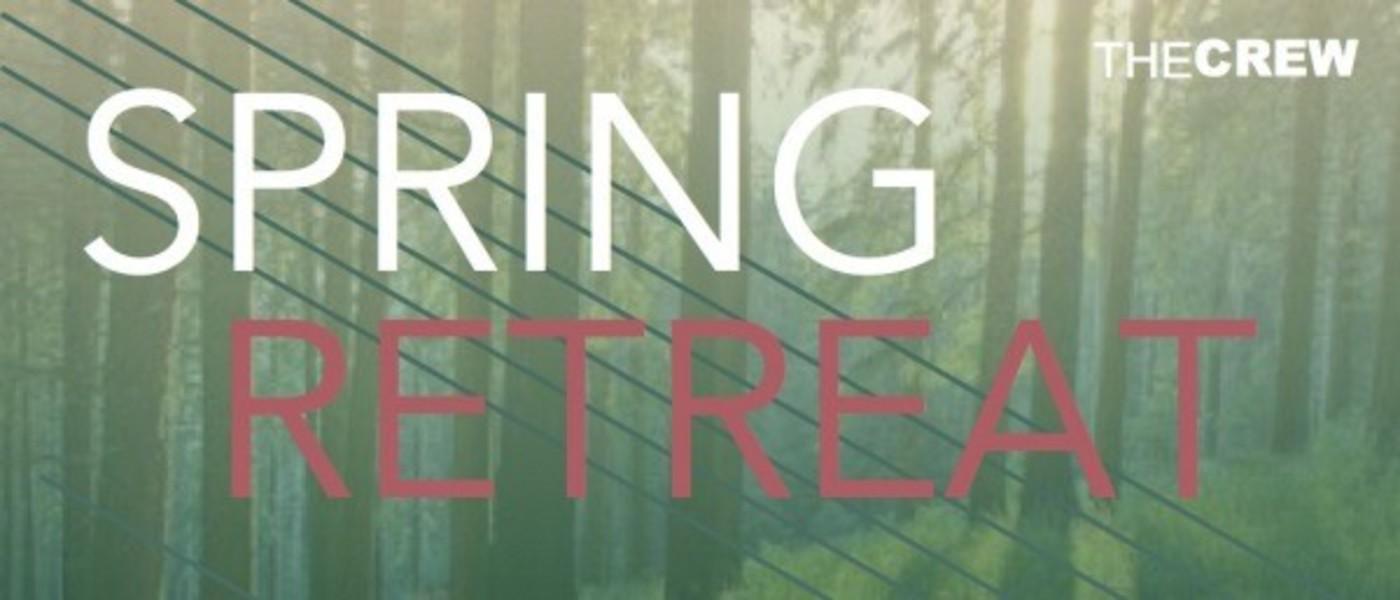 Springretreat banner