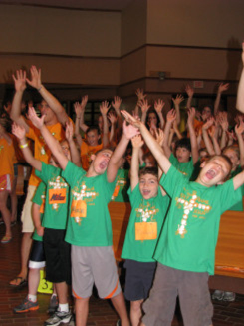 Vacation Bible School | Holy Name of Jesus