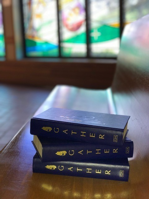 Photo Of Gather Hymnal