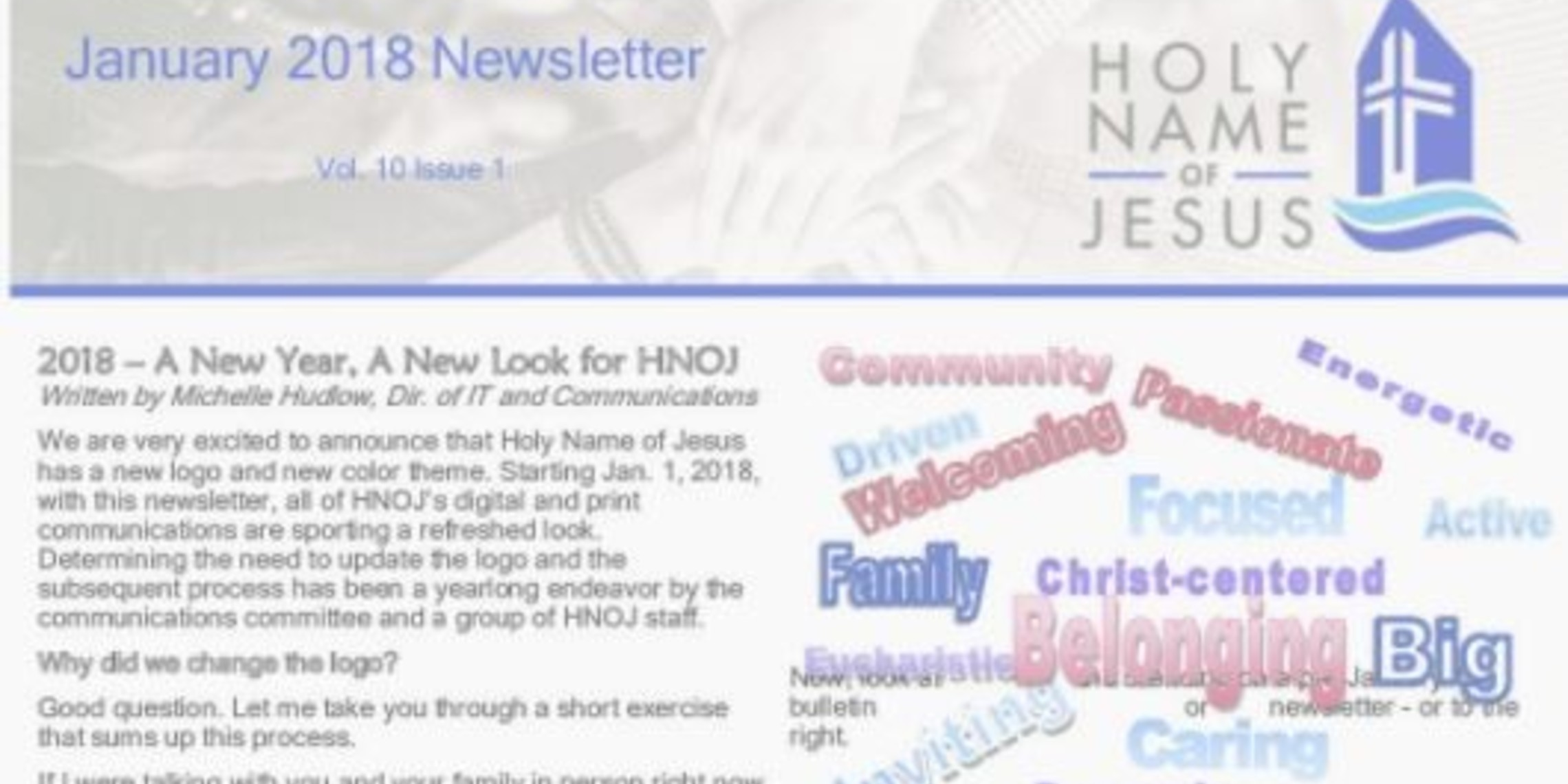 Newsletter and Bulletin